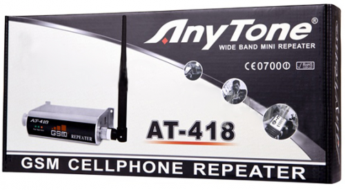 GSM Repeater AT-418