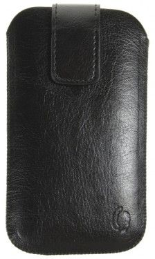 Pouzdro VIP Collection velikost iPhone 4 BLACK, 0002