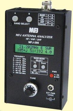 Vhf antenni