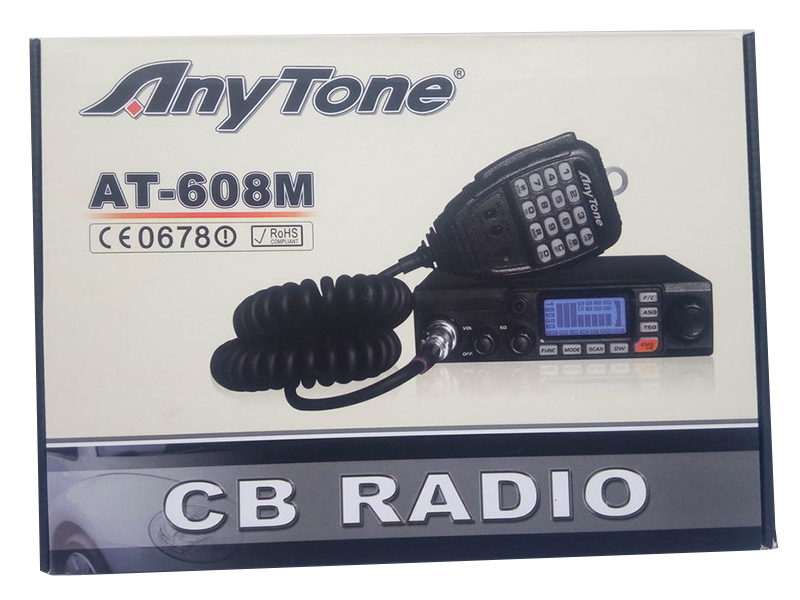 AnyTone AT-608M NEW