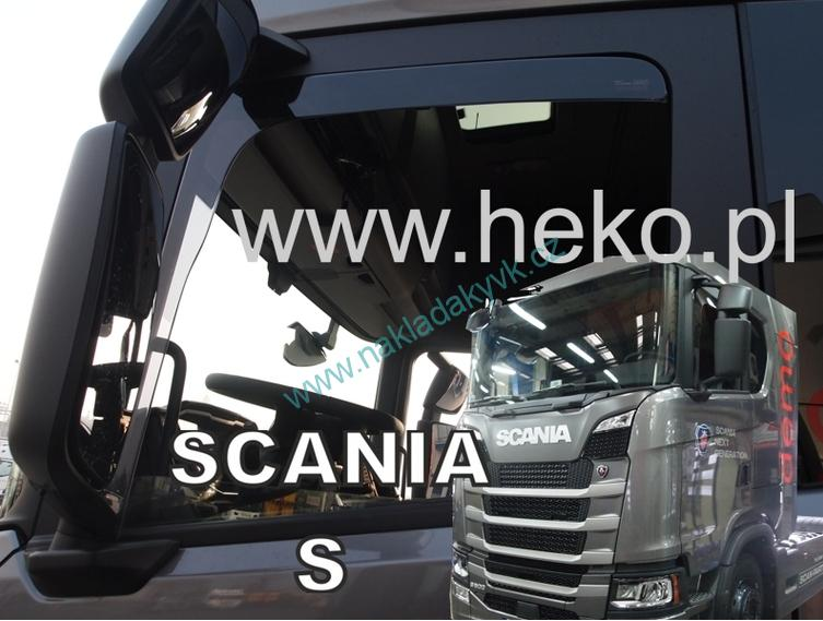 Ofuky Scania serie S 16R