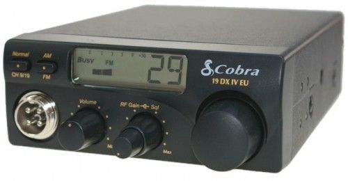 Cobra 19DX IV EU CB Multi