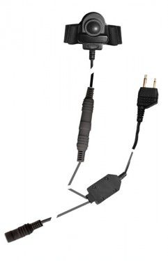 BHS 300, kabel + PTT pro OHS / CHS Headsety