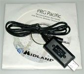 Midland Pacific programovací kabel + software