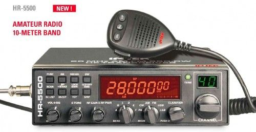 Intek HR-5500 FM/AM/SSB / AT5555